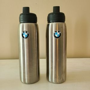 BMW Stainless Water Cups